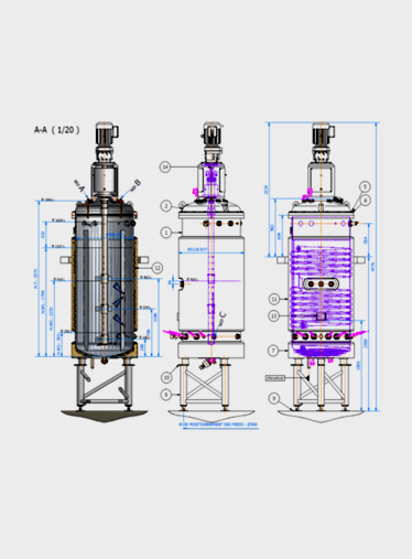 Custom Engineered Equipment