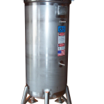 100 Gallon Single Shell Vertical Storage Tanks