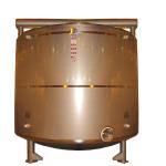 12,000 Gallon Yogurt Fermentation Tank