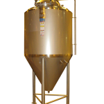 20 Barrel Yeast Storage Tank