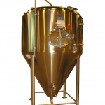 30 Barrel DCI Insulated and Jacketed Vertical Fermentation Tanks