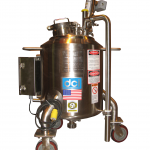 50 Liter Insulated & Jacketed Tank