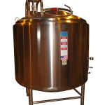 600 Gallon Single Shell Tank