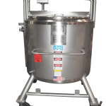 750 Liter Insulated & Jacketed Tank