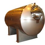 8000 Liter Round Horizontal