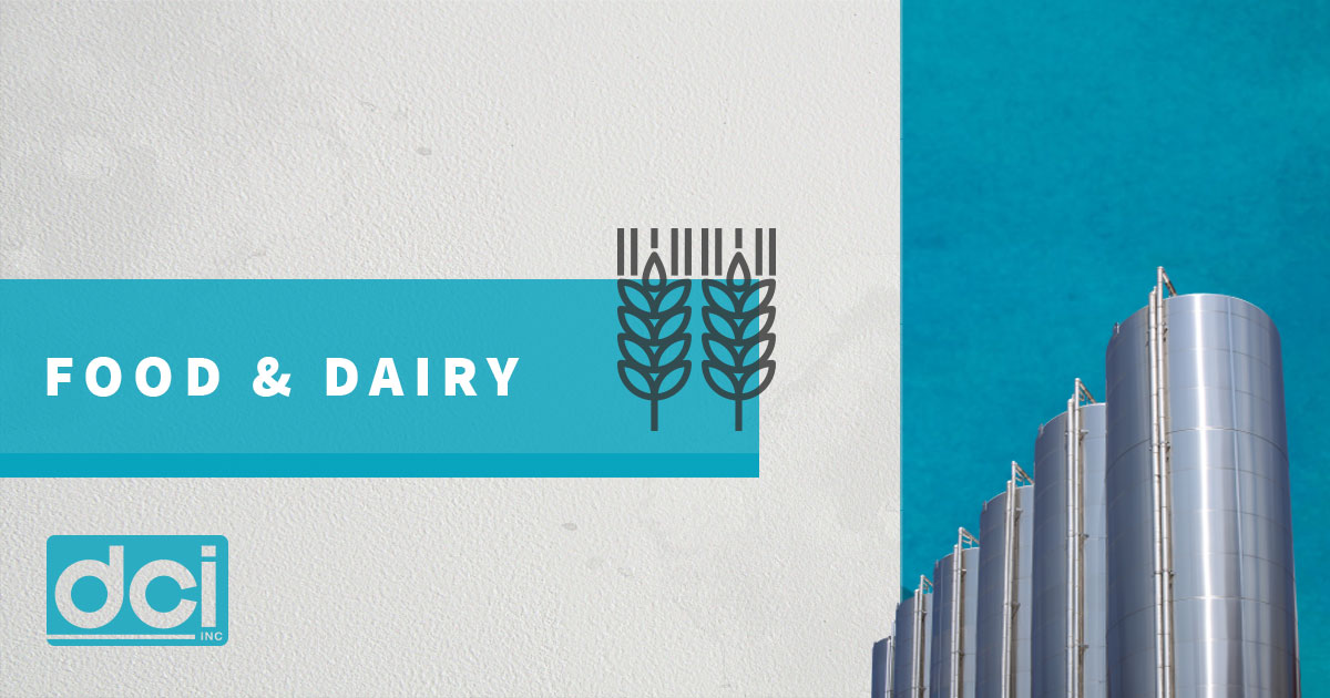 Industrial and Production For Food and Dairy