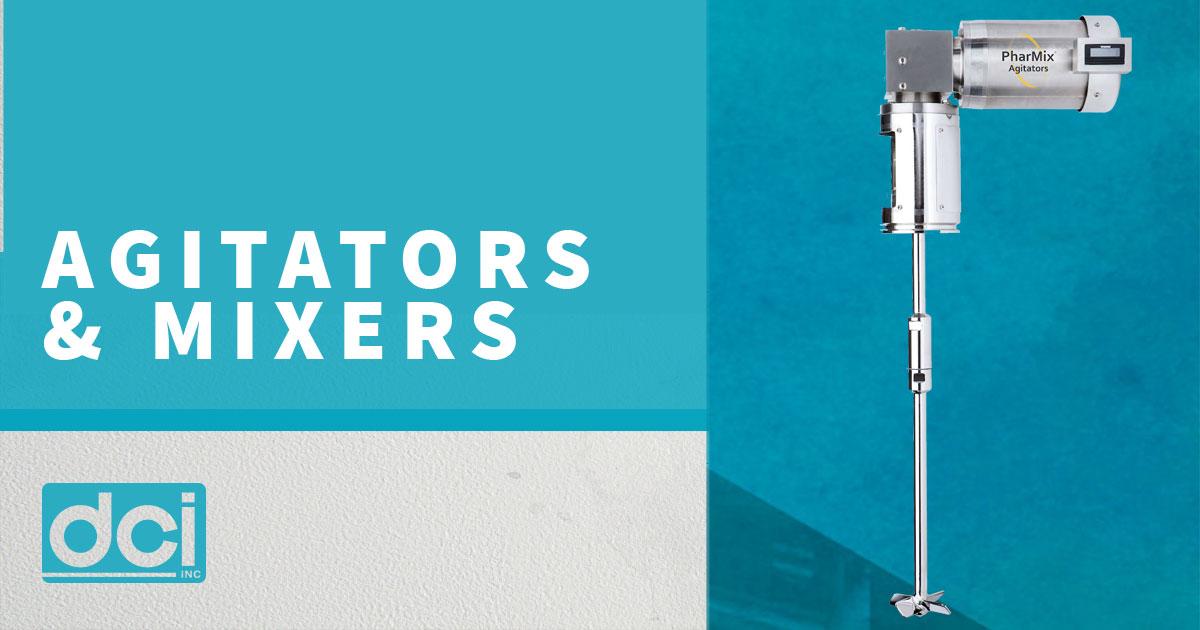 PharMix Agitators