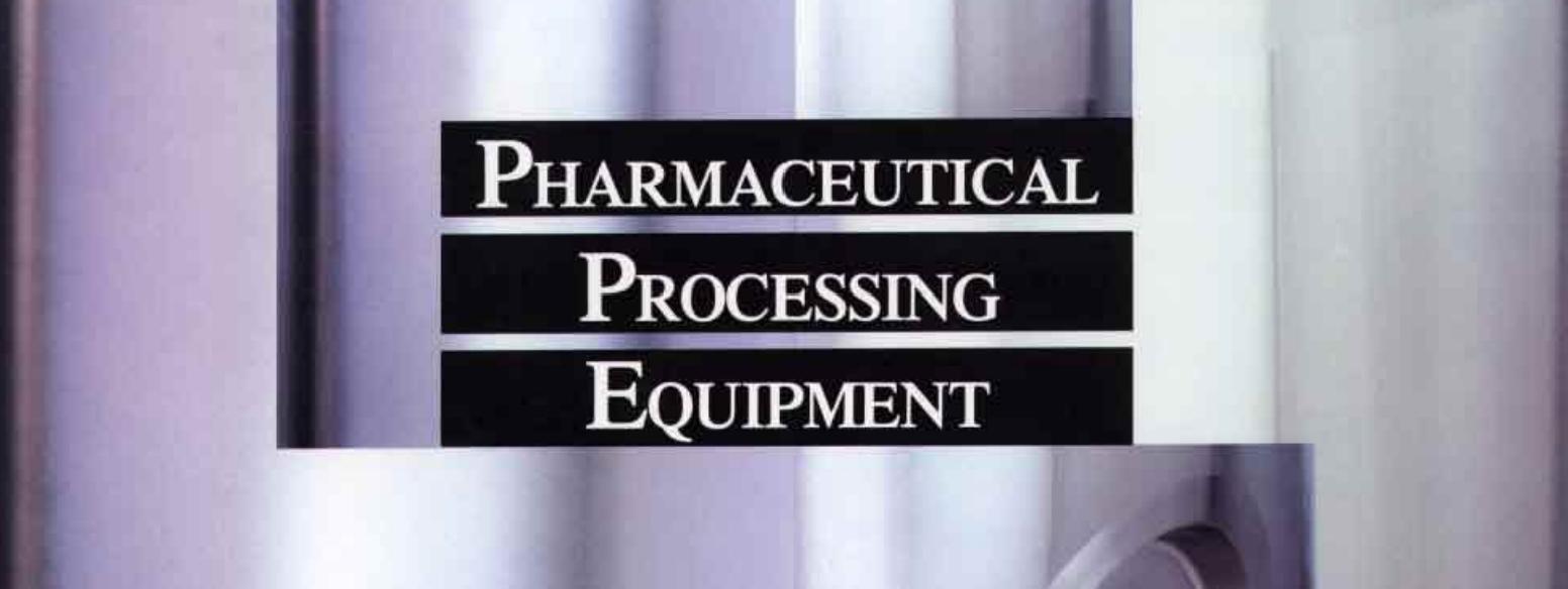 Pharma Processing