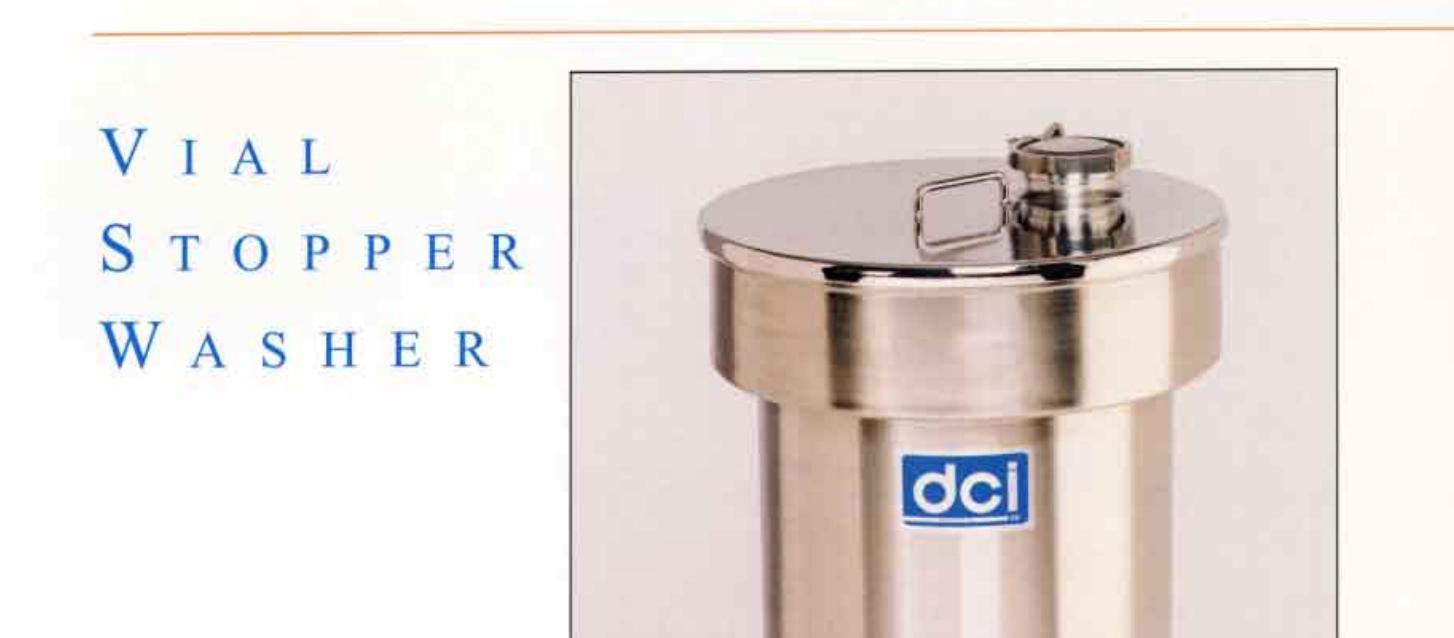 Vial Stopper Washer